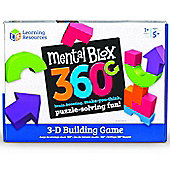 Learning Resources Mental Blox 360 Building Game