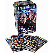 Doctor Who Monster Invasion Trading Card Game Tin 2