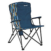 Outwell Spring Hills Camping Chair Blue