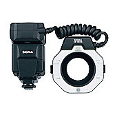 Sigma EM-140 DG macro ring flash