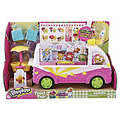 Shopkins Ice Cream Truck Playset