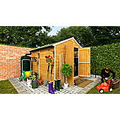 BillyOh 4000 7 x 8 Windowless Tongue & Groove Apex Shed