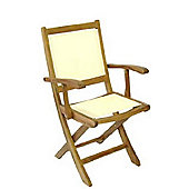 Royal Craft Henley Low Back Folding Armchair