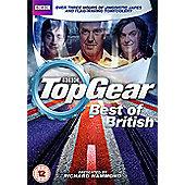 Top Gear: Best Of British DVD