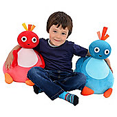 Twirlywoos Jumbo Soft Toy Great BigHoo