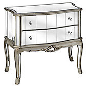 Hill Interiors Argente 2 Drawer Chest