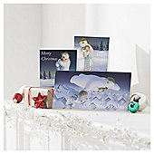Snowman Christmas Cards, 24 Pack