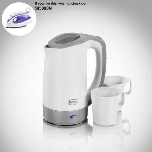 Signature S455 Moulded Kettle Corded 1.5 Litre