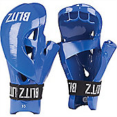 Blitz - Double Padded Dipped Foam Tag - Blue