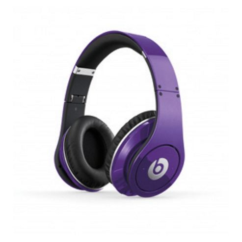 BEATS BY DR DRE Studio HD Headphones Purple