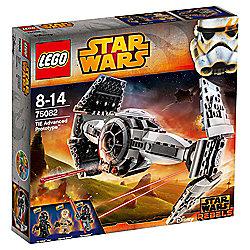 LEGO Star Wars TIE Advanced Prototype 75082