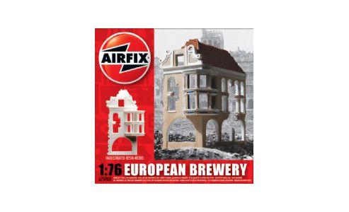 European Brewery Ruin (A75008) 1:76
