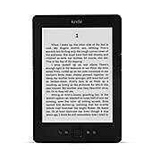 "Kindle, Wi-Fi, 6"" E Ink Display"