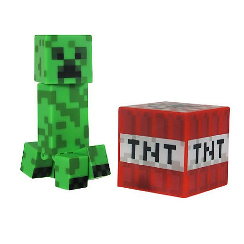 Minecraft Creeper 3 Action Figure
