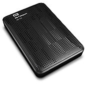 WD My Passport AV 500 GB 2.5 External Hard Drive Ideal for high-quality TV recording AV-optimised for crystal-clear playback ATA-7 AV command support