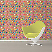 Muriva Pencil Ends Wallpaper