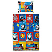 Thomas The Tank Engine Single Duvet Cover Set