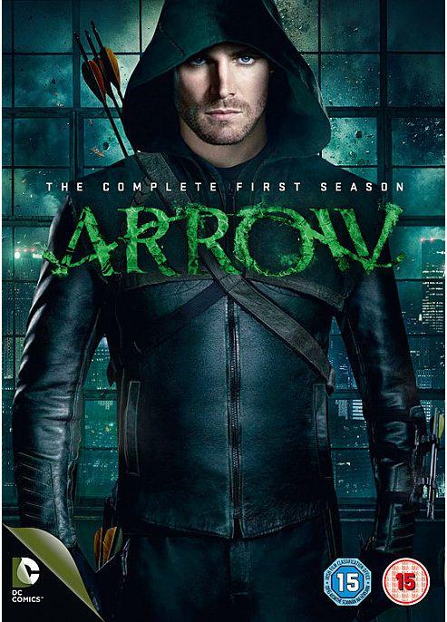 Arrow: Season 1 DVD