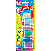 Stationery Glitter Shakers (6pk)