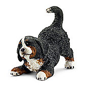 Schleich Bernese Mountain Dog Puppy