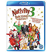 Nativity 3 Dude, Where's My Donkey Blu-ray