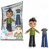 Bratz Boyz Kidz Snap-On Cade