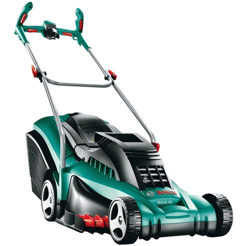 Bosch Garden Electric Rotary Lawnmower ROTAK 43 ERGOFLEX