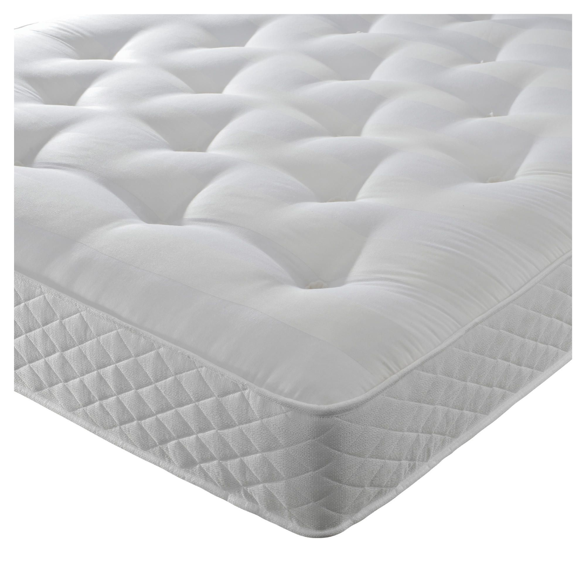 Silentnight Miracoil Luxury Ortho Tuft King Size Mattress at Tesco Direct