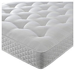 Silentnight Windsor King Size Mattress, Miracoil Luxury Ortho