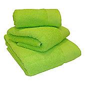Luxury Egyptian Cotton Bath Sheet - Lime