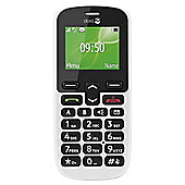 Tesco Mobile Doro 508 White