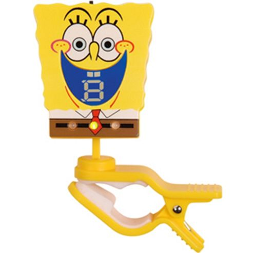SpongeBob SBT01 Chromatic Clip-on Tuner
