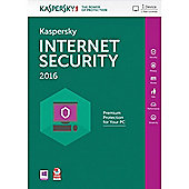 Kaspersky Lab Total Security 2016 3 User 1 Year