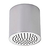 Hudson Reed Round Ceiling Mounted Shower Head, 200mm Diameter, Chrome