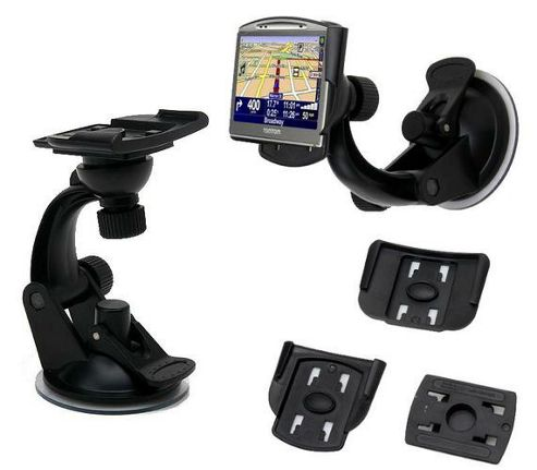 Wind Screen Suction Mount Roating Hodler - TomTom Sat Nav