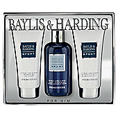 Baylis & Harding Sport For Him Citrus Lime & Mint 3 Piece Gift Set