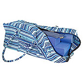 Yoga Mad Kit Bag Blue