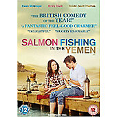 Salmon Fishing In The Yemen (DVD)
