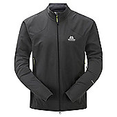 Mountain Equipment Mens Frontier Softshell Jacket - Dark grey