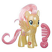 My Little Pony Figure - Crystal Fluttershy