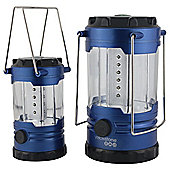 Yellowstone Family Camping LED Lantern Light Set