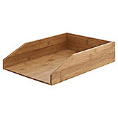 Bamboo paper tray