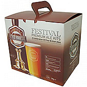 Festival 40 pint home brew beer kit - Father Hooks Bitter