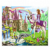 Melissa & Doug Fairy Tale Castle Princess Kids Floor Puzzle (48 Pieces)