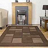 Visiona Soft 4304 Brown 160x230 cm Rug
