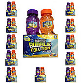 12 x 12pk Scented Bubble Solution