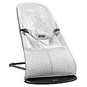 BabyBjorn Balance Soft Bouncer Soft Mesh (White)