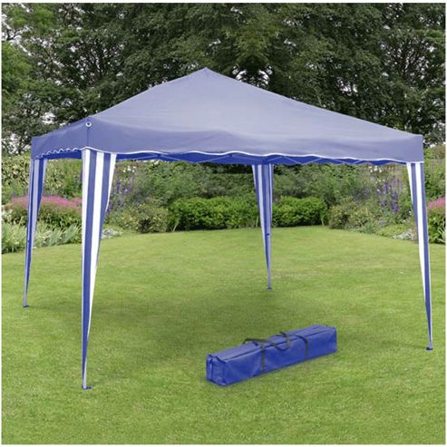 Blue 3m Pop-up Gazebo