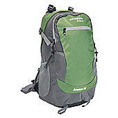 Yellowstone Adventurer Rucksack, Green 30L