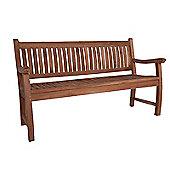 Charnwood Teak Bench 150cm